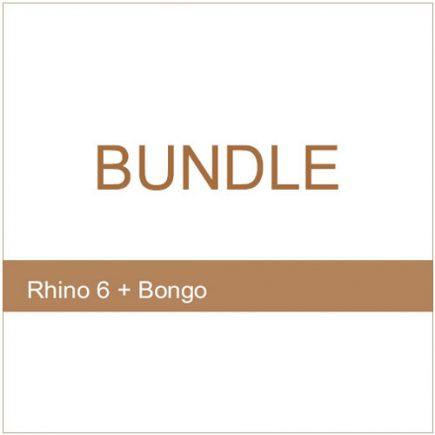 Bundle - Rhino 6 Bongo 2