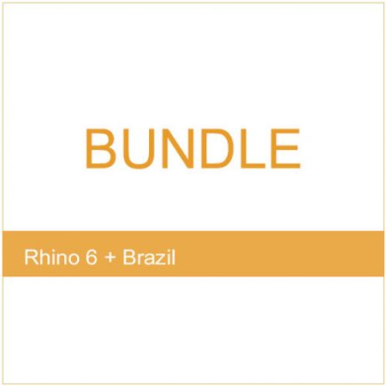 Bundle - Rhino 6 Brazil Render 2