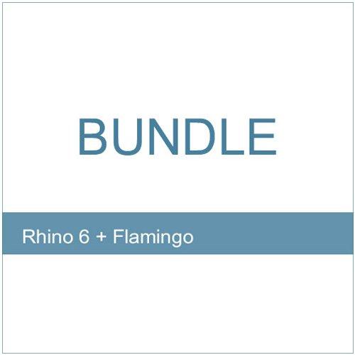 Bundle - Rhino 6 Flamingo 1