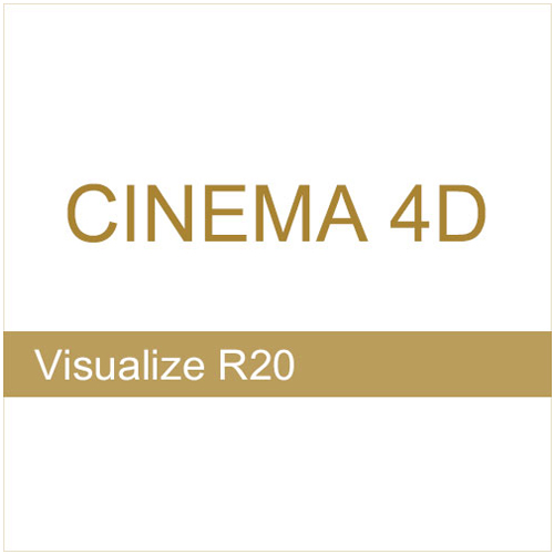 maxon cinema 4d visualize r20
