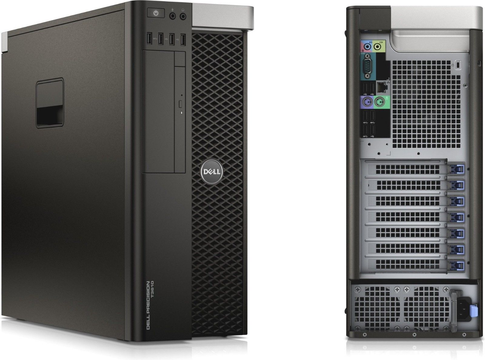 3D Workstation Dell T6300