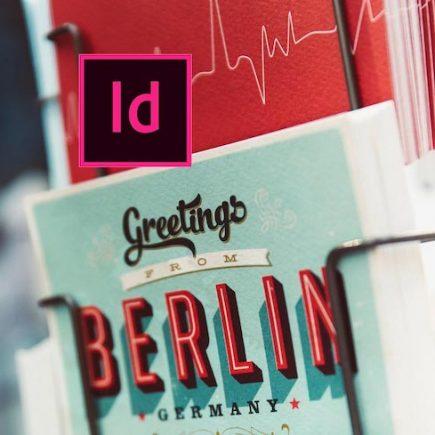 Corso Realizzare una brochure con InDesign 4