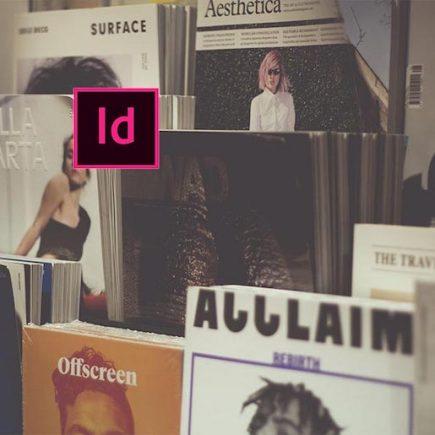 Corso Progettare un magazine con InDesign 4