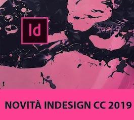 Corso di Adobe InDesign Novità 2019 1