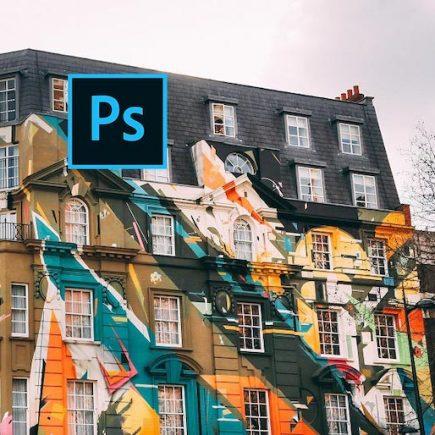Corso di Adobe Photoshop Architettura ritocco 4