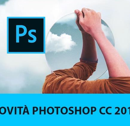 Corso di Adobe Photoshop Novità 2019 5