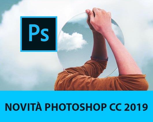 Corso di Adobe Photoshop Novità 2019 1