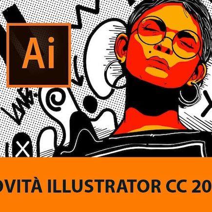 Corso di Adobe Illustrator Novità 2019 3