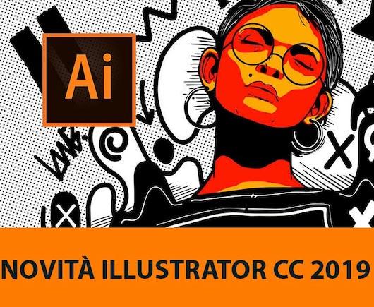 Corso di Adobe Illustrator Novità 2019 1