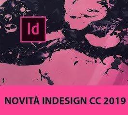 Corso di Adobe InDesign Novità 2019 3