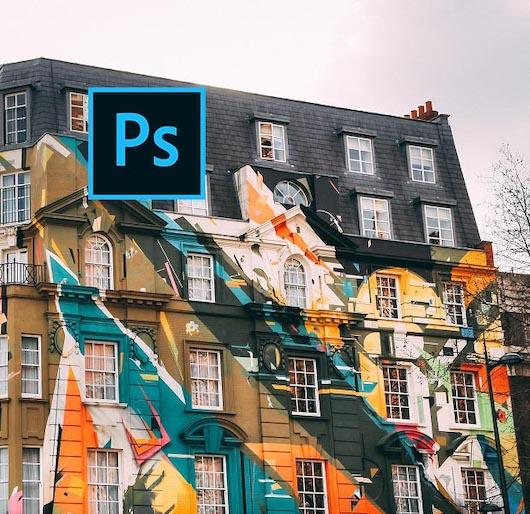 Corso di Adobe Photoshop Architettura ritocco 1